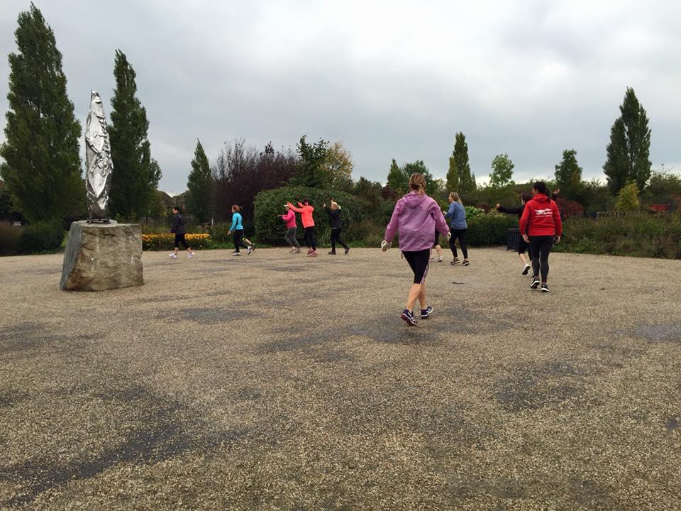 Chancellor Park Training