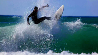 SURFINF IN TEL AVIV