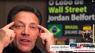 JORDAN BELFORT - INVITATION BRASIL