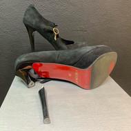 Замена сломанного каблука