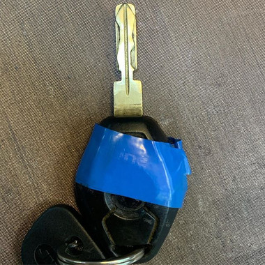 Ключ для BMW E39