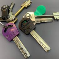 Ключи СТАЛ системы Mul-T-Lock