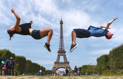 Eiffel Backflips