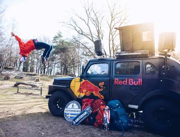 Red Bull Backflip