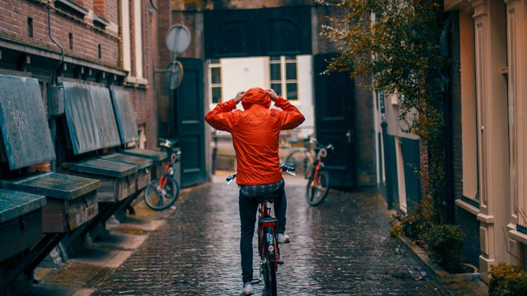 Rainy Days in Amsterdam