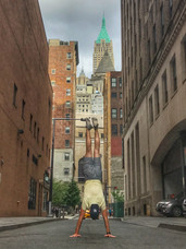 NYC City Slicking