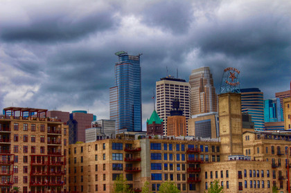 Minneapolis Clouds