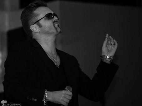 George Michael tribute act Robert Taylor Rocks Heswell