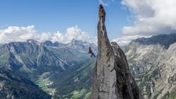 Selbstüberwindung und -vertrauen an der Fiamma: man kann mehr als man denkt...