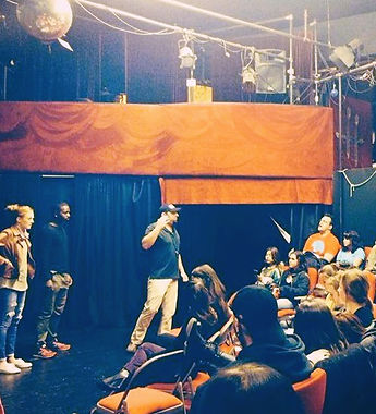Ryan R. Williams Screen Actors System Classes