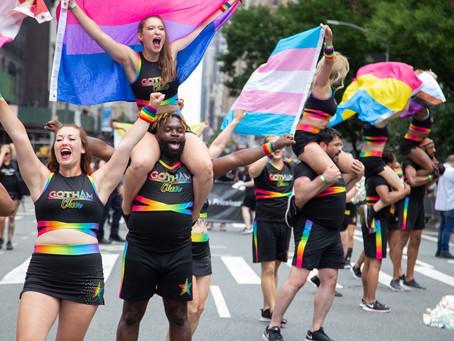 2021 New York City Pride March