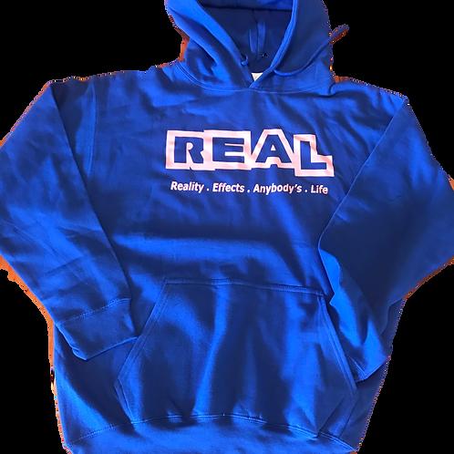 REAL Adult hoodie