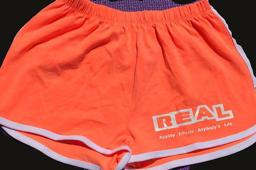 Real Female Summer Shorts