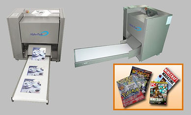Automatic Magazine Vertical Packing Mach