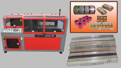 Box Motion High Speed Side Sealing Machi