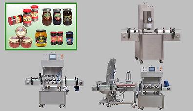 Automatic Vacuum Capping Machine AVCM-4