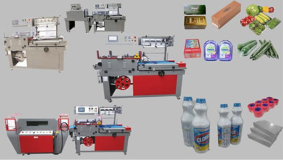 Fully Automatic L-Type Sealing Machine L