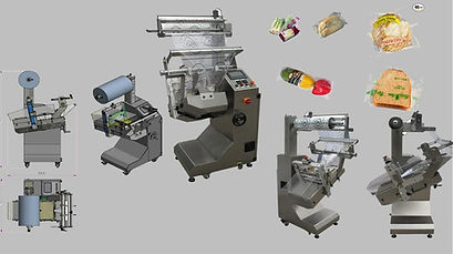 Multi-function Wrapping Packing Machine