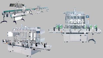 Automatic Rotary Lobe Pump Filling Machi