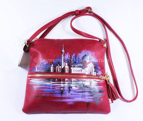 Purple Venice Bag (NVB 018)