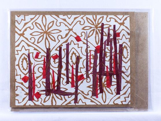 Greeting Card by Martha Matthiesen (MJM 507)
