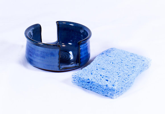 Blue Sponge Holder (AMC 009)