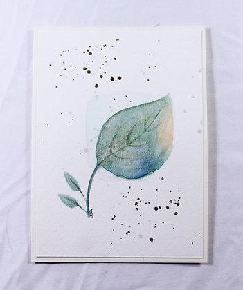 Original Watercolor Card (VFJ 536)