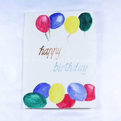 Birthday Card by Trang Nguyen (TMN 508)