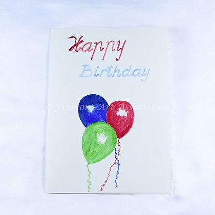 Birthday Card by Trang Nguyen (TMN 506)