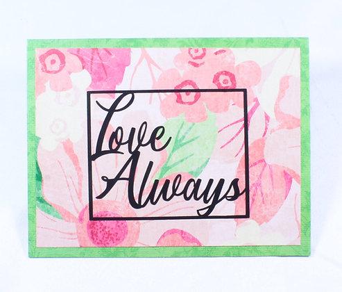 Notecard by Anita Clemetson (AMC 512)