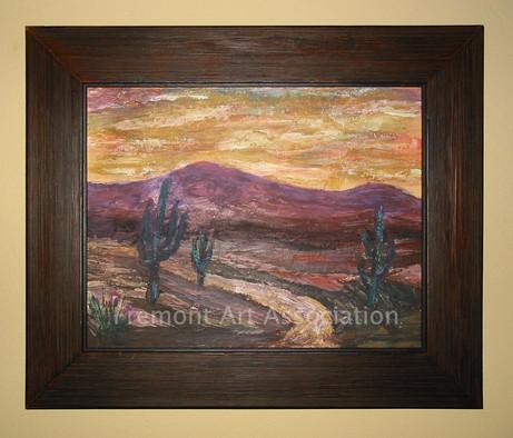 """""""Desert Cacti"""""""
