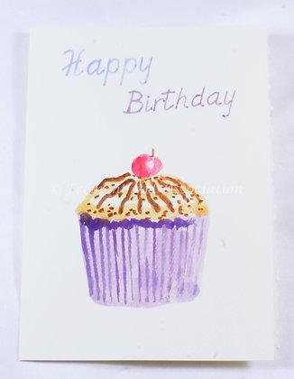 Birthday Card by Trang Nguyen (TMN 513)