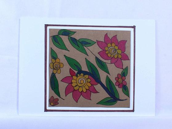 Greeting Card by Hetal Anjaria (HAA 513)