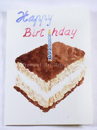 Birthday Card by Trang Nguyen (TMN 514)