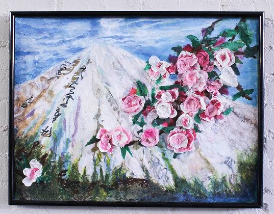 3-D Japanese Blossoms (JAD 004)