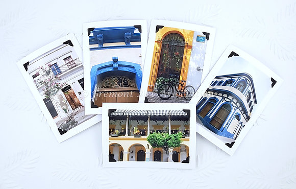 """""""Scenes of Mexico"""" Greeting Card (MTB 514)"""