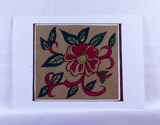 Greeting Card by Hetal Anjaria (HAA 521)