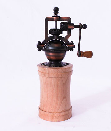 Hand Turned Peppermill (HMR 027)