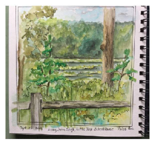 Grace Rankin: Art Journaling