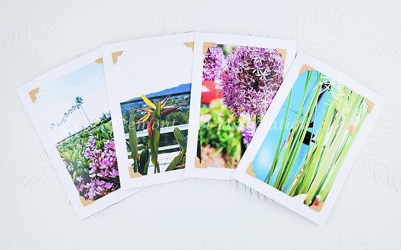"""""""L.A. Florals"""" Greeting Cards (MTB 508)"""