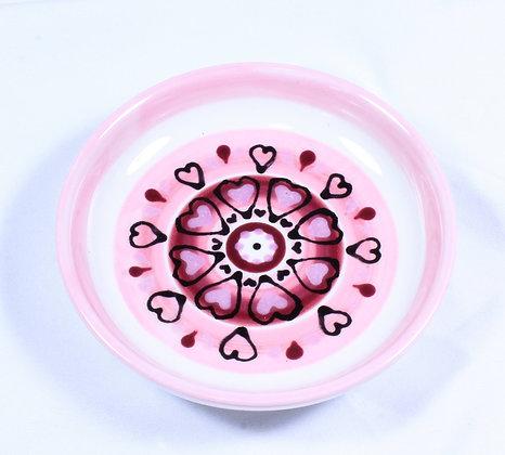 Hand Painted Ceramic Bowl (HMR 040)