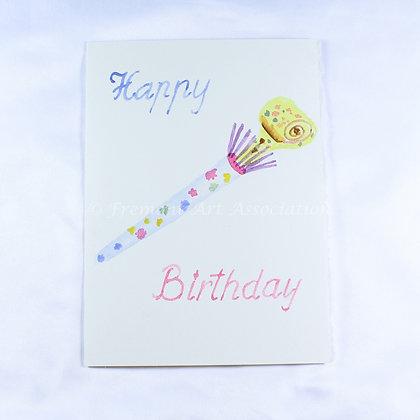 Birthday Card by Trang Nguyen (TMN 510)