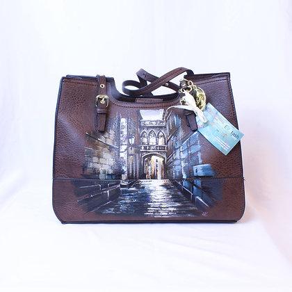 Barcelona Gothic Handbag (NVB 003)
