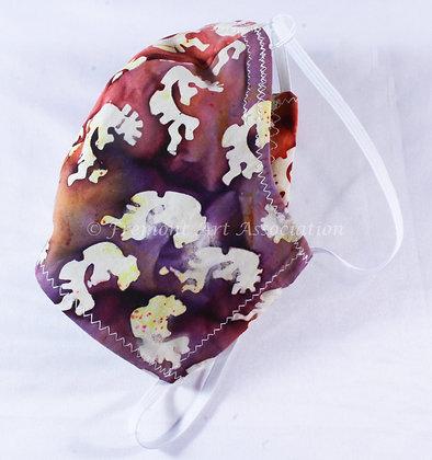 Muted Purple Mask (DMA 022)