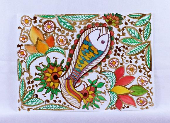 Greeting Card by Hetal Anjaria (HAA 522)