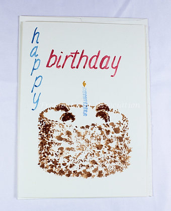 Birthday Card by Trang Nguyen (TMN 504)