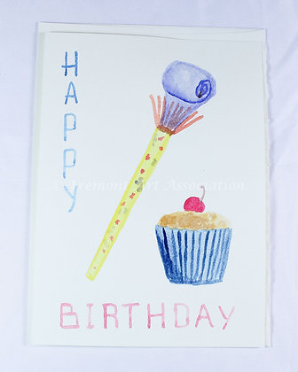 Birthday Card by Trang Nguyen (TMN 503)