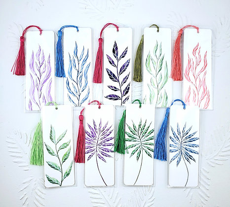 Leaf Bookmark
