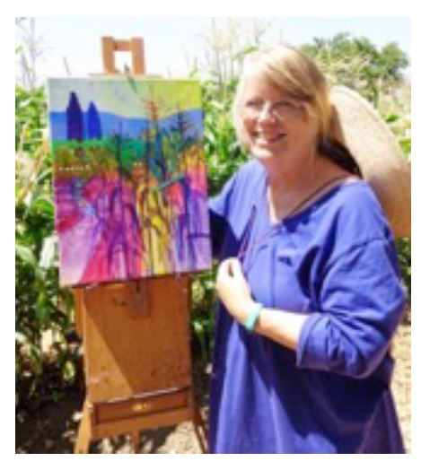 Nancy Roberts: Acrylic