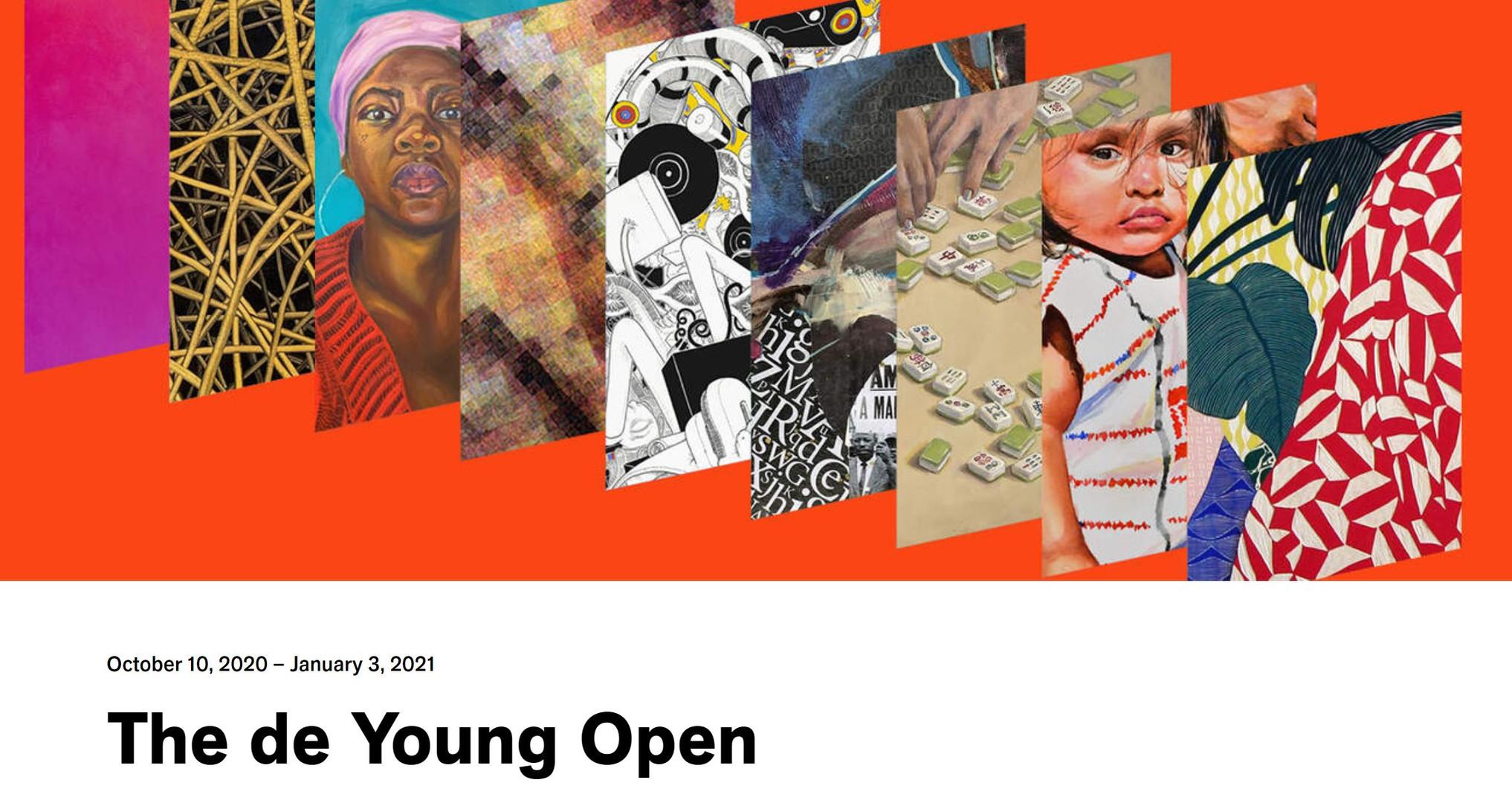 The de Young Open